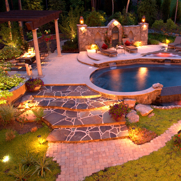 Vista Landscape Lighting